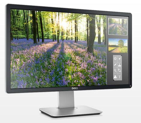 ������� Dell P2414H ������� ������� DVI-D, VGA � DisplayPort