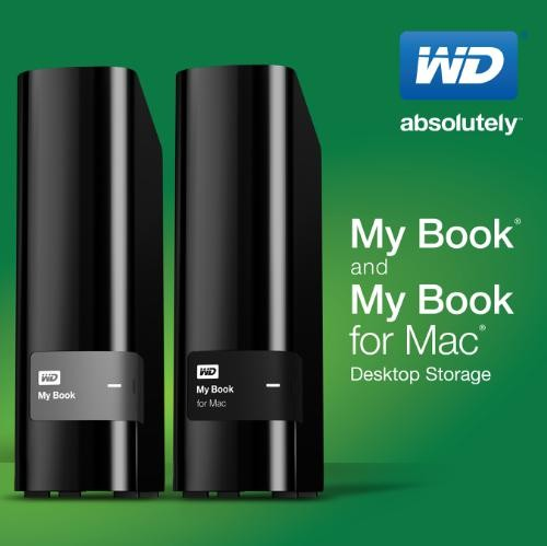 ���� ���������� WD My Book ������� 2 �� ����� $130, 3 �� � $150, 4 �� � $180
