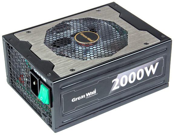 Блок питания Great Wall GW-EPS2000DA соответствует спецификации EPS 2.92