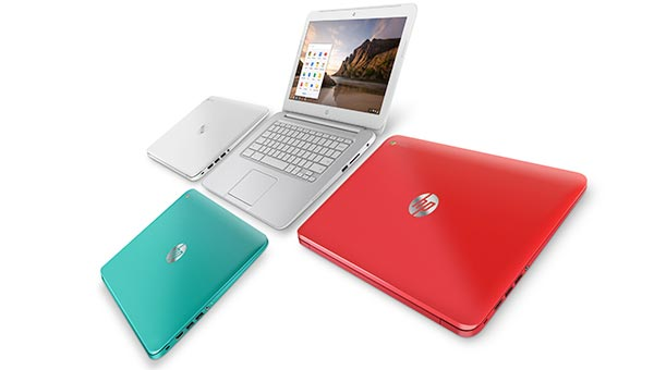В конфигурацию HP Chromebook входит 16 ГБ флэш-памяти
