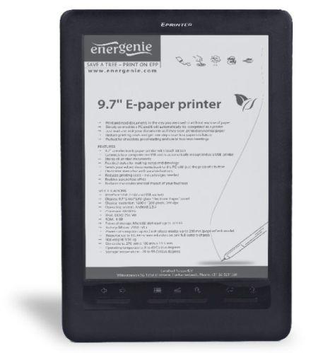 ���������� EnerGenie ePP2 ������������� ��� ������������ ������ ���������� �� ������� E Ink