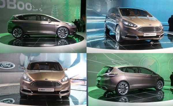 Когда фары на органических светодиодах появятся в серийных автомобилях Ford, пока неизвестно
