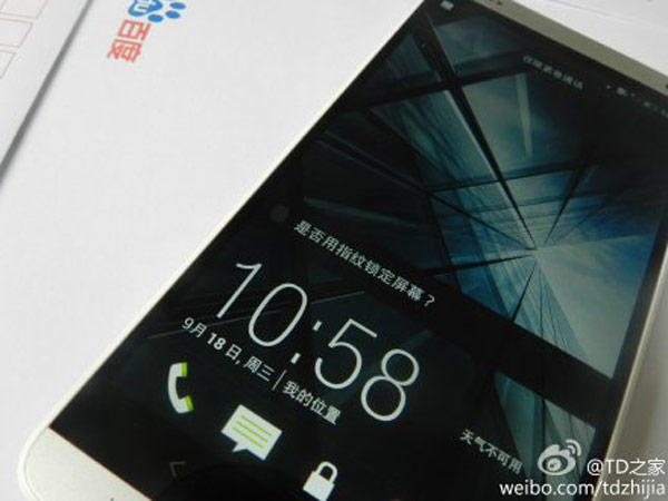 изображения смартфона HTC One Max