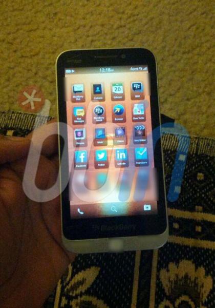 Смартфон BlackBerry Americano относится к начальному уровню