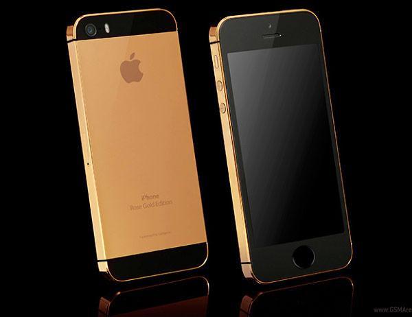 Goldgenie ���������� ��������� Apple iPhone 5s ������������ ���������