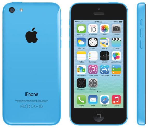 �������� Apple iPhone 5c �������� �� ���������� Apple A6