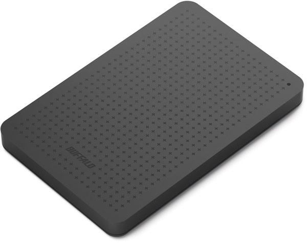 Покупатель сможет выбрать накопитель Buffalo Mini Station Turbo PC EX2 в черном или белом корпусе