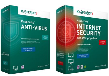 Kaspersky Box-art