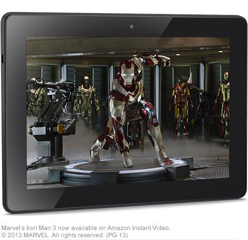 Основой планшетов Kindle Fire HDX служат однокристальные системы Qualcomm Snapdragon 800