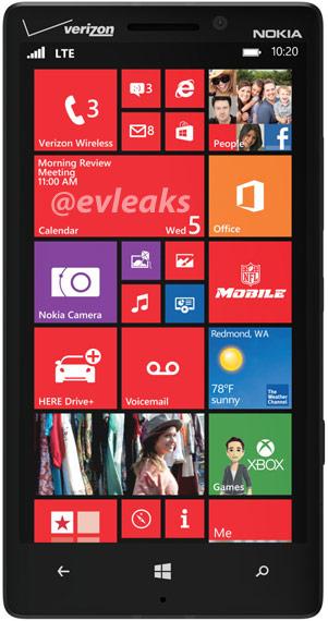 Nokia Lumia 929 будет поставляться с операционной системой Windows Phone 8 GDR3