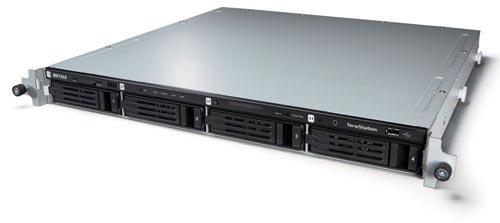 Сетевые хранилища Buffalo TeraStation 3000 относятся к корпоративному сегменту