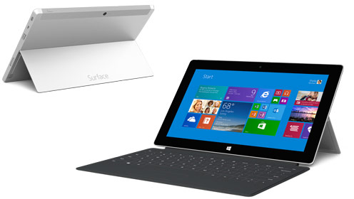 ������������ �������� Microsoft Surface 2 � Microsoft Surface Pro 2
