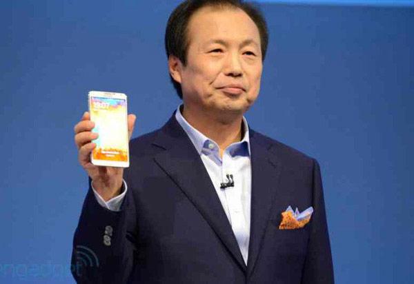 � Samsung ������������ ������� �� ����� 10 ���. ���� ������������� Galaxy Note 3