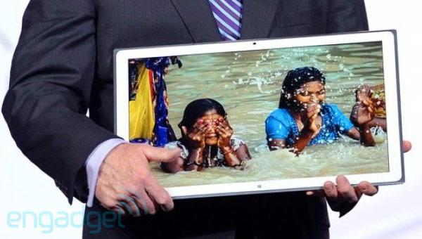 Планшет Panasonic Toughpad с экраном 4K появится в продаже этой осенью