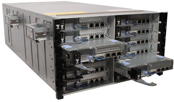 В IBM хотят укрепить позиции System x на рынке серверов с высокой плотностью компоновки