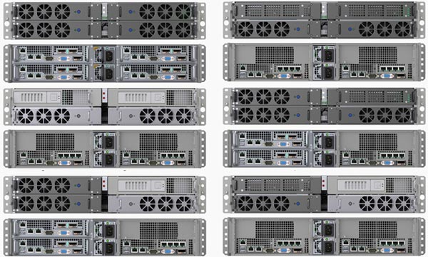 ������ ����������� �� Intel Xeon E5-2600 ��������� ��������� ����� ���� �� 50%