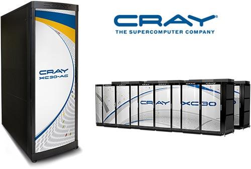 ���������� Intel Xeon E5-2600 v2 ����� �������� � ������� Cray XC30 � Cray CS300 � ��������� � ���������� �����������