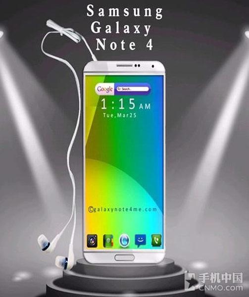 ����� Samsung Galaxy Note 4 ��������� � ��������