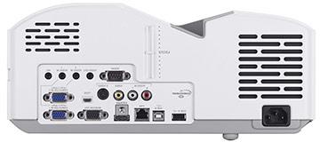 Разрешение Casio XJ-UT310WN - 1280 x 800 пикселей (WXGA)