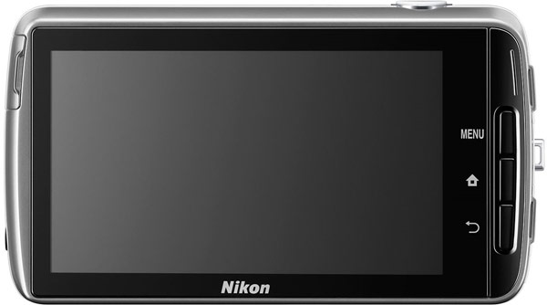 Продажи Nikon Coolpix S810c стартуют в начале мая по цене $350