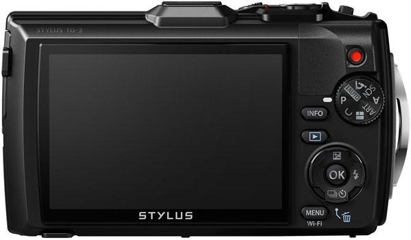 Olympus Stylus Tough TG-3