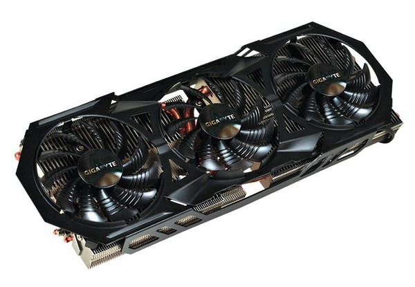 Gigabyte GeForce GTX Titan Black WindForce 3X 600W