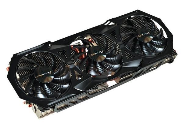 Gigabyte GeForce GTX Titan Black WindForce 3X 600W