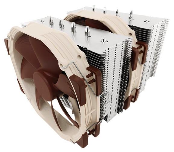 Продажи Noctua NH-D15 стартуют в середине месяца по цене 89,90 евро