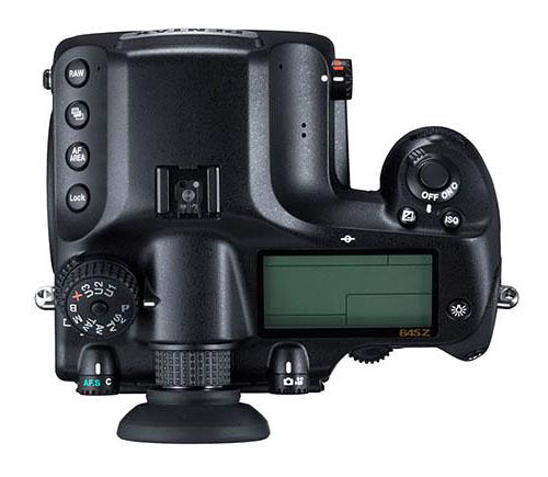 Как утверждается, цена камеры среднего формата Pentax 645z составит $8497