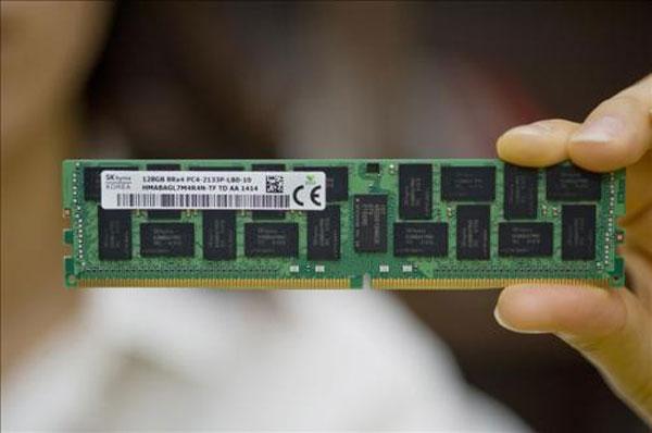 Серийный выпуск модулей памяти DDR4 объемом 128 ГБ SK Hynix планирует начать в первой половине будущего года