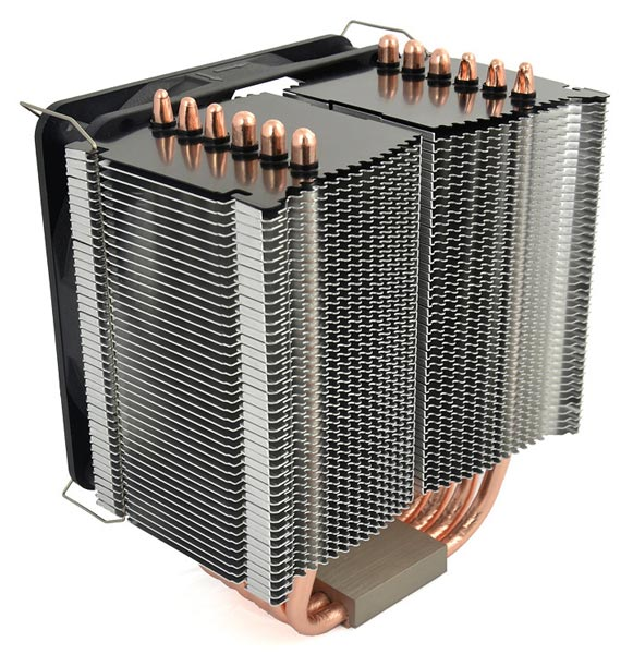 Рекомендованная производителем розничная цена SilentiumPC Fortis 2 XE1226 — 29,9 евро