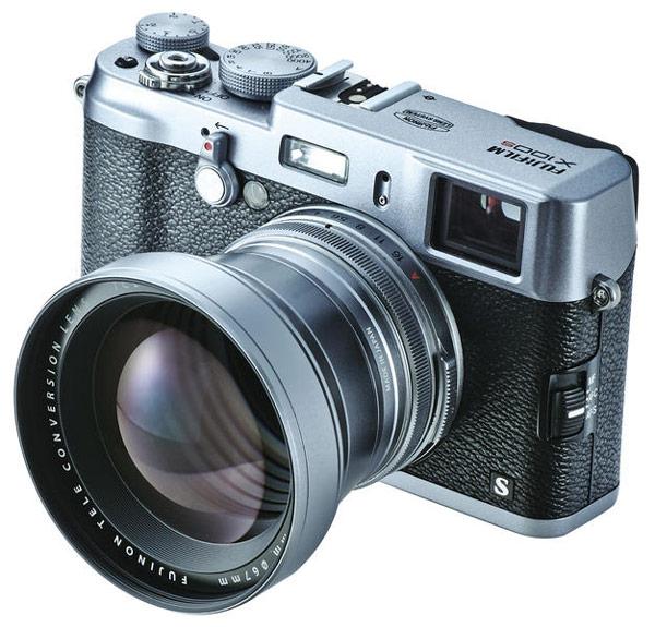 Продажи Fujifilm TCL-X100 должны начаться в мае