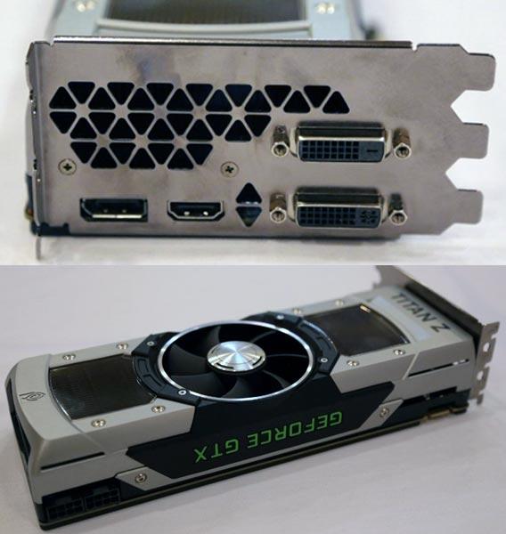 Рекомендованная производителем цена 3D-карты Nvidia GeForce GTX Titan Z составляет $2999