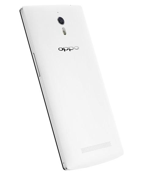 Устройство Oppo Find 7a является несколько упрощённой версией флагмана Oppo Find 7