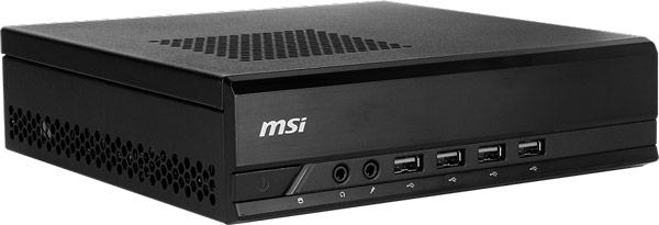 В корпусе msi probox23 есть место для двух