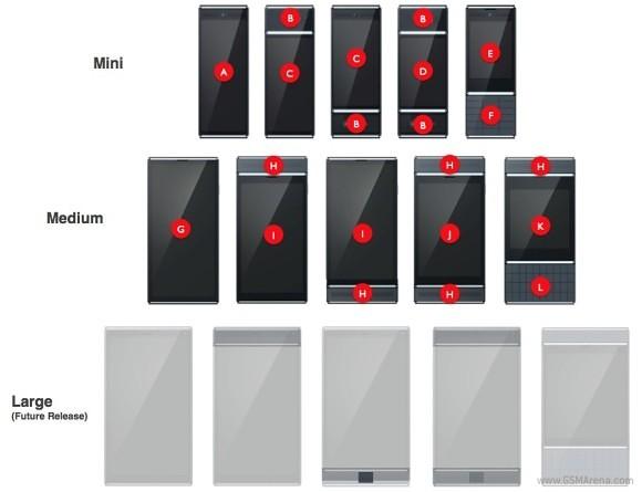 На шасси Ara можно будет компоновать смартфоны разного типа