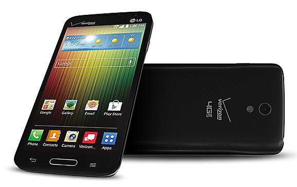 В сети оператора Verizon стал доступен к продаже смартфон LG Lucid 3