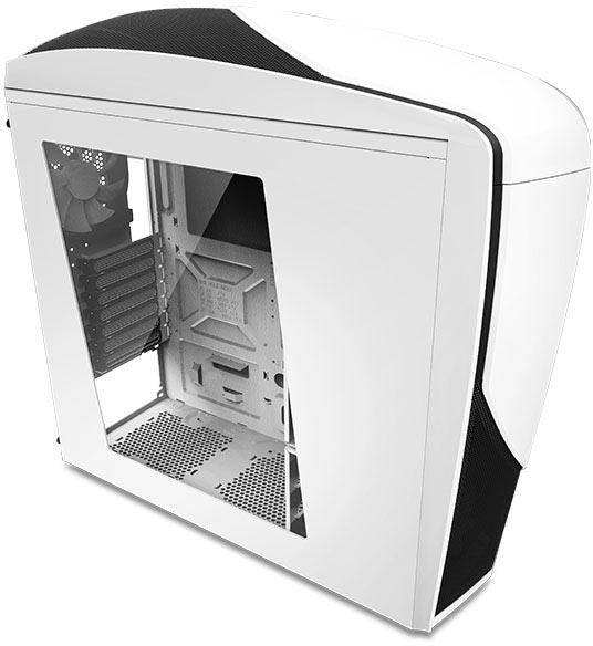 Продажи NZXT Phantom 240 в единственном цветовом варианте Phantom White должны начаться в ближайшее время