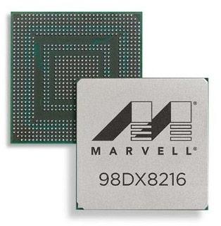 ������������� ������� ����� ������ �������� ��������������� �������� Marvell Prestera DX8216, DX3336 � DX3236
