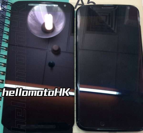 Motorola Moto X+1 в сравнении с Moto X
