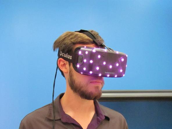 Oculus Rift DK2 iFixit