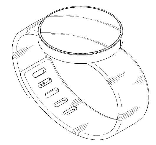 Американское патентное бюро выдало Samsung патенты D709873, D709874 и D709875