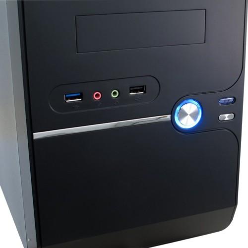 Корпус Inter-Tech Starter 4 поступил в продажу по цене 37 евро