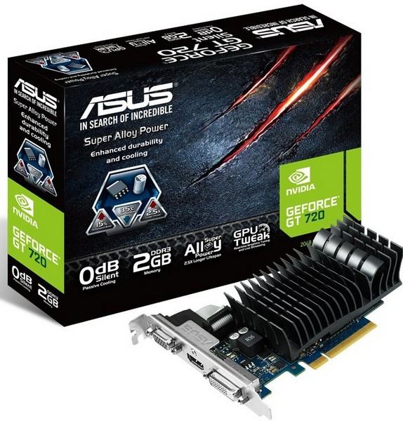 Asus GeForce GT 720