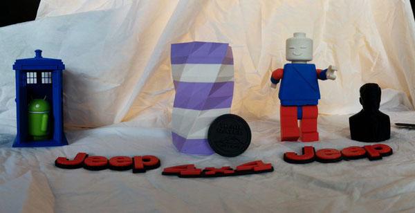 CreatorBot � ������ ����������� 3D-������� �������������� �������