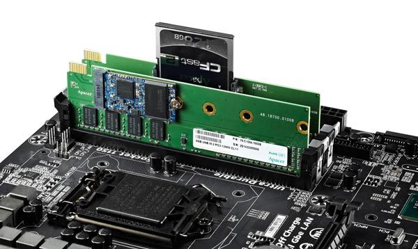 ������ Apacer Combo SDIMM ���� �������� �� �������� Computex � ����