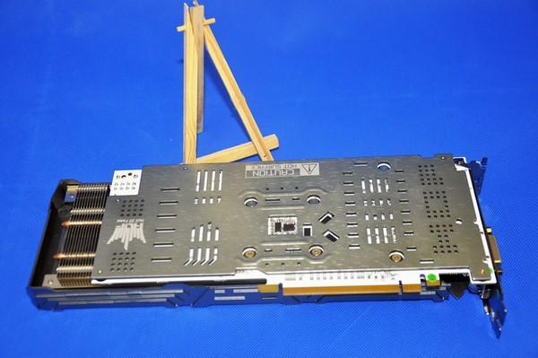 Galaxy GeForce GTX 750 Ti HOF