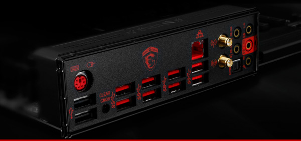 ��������� ����� MSI X99S Gaming 9 AC ���������� �� ���������� Haswell-E