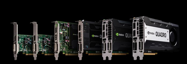 Nvidia Quadro K5200, K4200, K2200, K620 и K420
