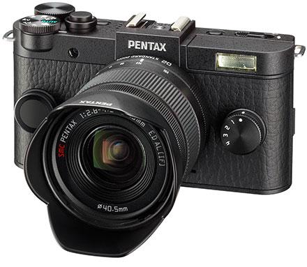 Камера Pentax Q-S1 предложена в 40 цветовых вариантах